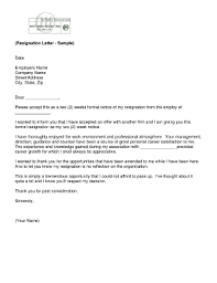 appreciative resignation letter examples fill online printable