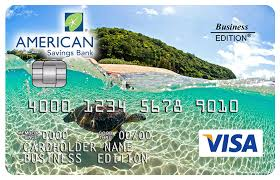 Secured Credit Card For Business Business Secured Card American Savings Bank Hawaii