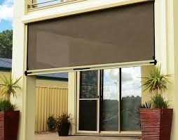 Track Guided Outdoor Blinds Ziptrak Awnings Sydney Awnings For Homes