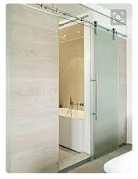 bathroom door designs sliding door frosted glass versatility of sliding