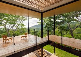 House Features Garcia Saxe U0027s Ocean Eye House Features Movable Wooden Walls