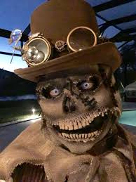 scarecrow halloween mask scarecrow halloween mask