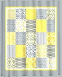 White And Yellow Curtains Yellow And White Curtains Medium Size Of Bedroom Coral Sheer
