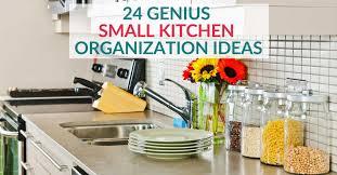 small kitchen organization ideas 24 clever small kitchen organization ideas you need to try