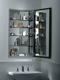 large recessed medicine cabinet recessed bathroom medicine cabinet with mirror recessed bathroom