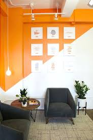 business office paint color ideas day one agency office design 6