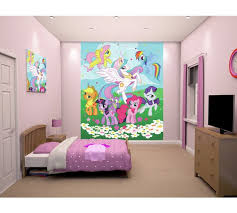 My Little Pony Bedroom Buy Walltastic My Little Pony Wall Mural At Argos Co Uk Your
