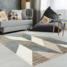 Wohnzimmer Modern Vintage Vintage Teppich Inspiration Way Braun Flachflor Kurzflor