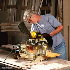 How To Use A Drafting Table by How To Properly Use A Hole Saw Family Handyman