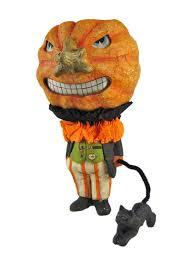 amazon com bethany lowe halloween twisted jack bucket statue