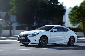 lexus sports car white lexus rc coupe 2015 photos parkers