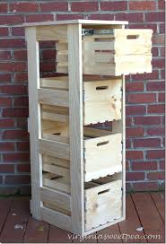 diy crate storage do it your self