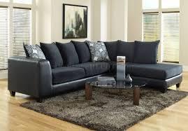 Palliser Miami Sofa 4502 Sectional Sofa In Blue Microfiber U0026 Bi Cast