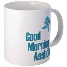 amazon com cafepress good morning blue bird mugs