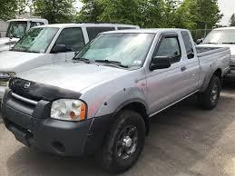 nissan frontier xe v6 2002 nissan frontier xe 2 door pu grey vin 1n6ed26yx2c373998