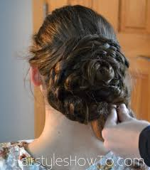hairstyles pin curls pin curl bun updo tutorial hairstyles how to