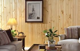 Wood Wall Living Room Places To Buy Real Wood Indoor Paneling Online