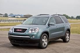 2011 gmc acadia overview cars com