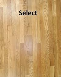 unfinished solid white oak 3 4 pc hardwood floors