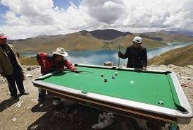 outdoor pool table funny bizarre amazing pictures u0026 videos