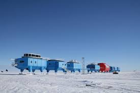 halley research station antarctica to for winter news