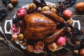 chile rubbed thanksgiving turkey recipe by honestlyyum