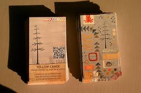 Social Network Business Card How To Make A Business Card With Social Networking Info
