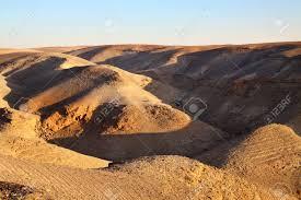 stone desert sunrise in the wild stone desert israel stock photo picture and