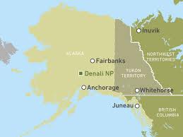 Columbia Missouri Map Alaska Reisen U2013 Reise In Die Natur Alaskas Buchen Canusa