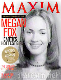 middle school yearbook megan fox 7th grade middle school yearbook photo starcasm net