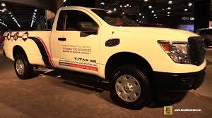 nissan titan interior 2017 2017 nissan titan xd exterior and interior walkaround 2017 ny
