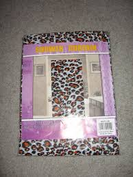 Leopard Print Shower Curtain by Ugly Crap For A Buck Page 2