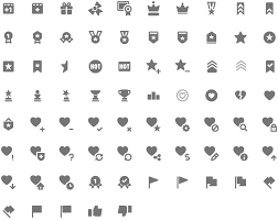 4000 material design icons for android desktop and web applications