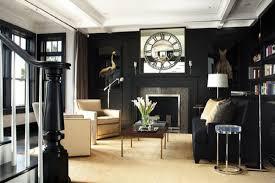fresh black gold living room ideas home interior design simple