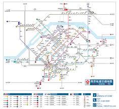 Copenhagen Metro Map by Nanjing Public Transport Page 11 Skyscrapercity