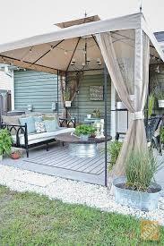 Design Ideas To Make Gazebo 36 Backyard Pergola And Gazebo Design Ideas Diy Inside Patio 12
