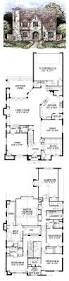 Tudor Floor Plans by 106 Best House Plans Images On Pinterest Floor Plans My Dream