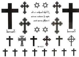 cross tattoos for and their meanings tattoos