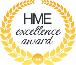 aeroflow recognized as best home medical equipment provider by hme