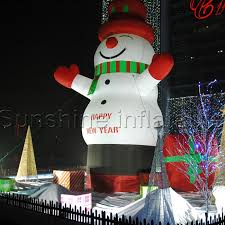 Outdoor Christmas Decorations Inflatables by Popular Inflatable Outdoor Snowman Buy Cheap Inflatable Outdoor