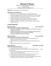 resume for bartender position available flyers cover letters for administrative assistant positions resume for