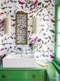 bathroom with wallpaper ideas funky bathroom wallpaper ideas beautiful best 25 funky bathroom