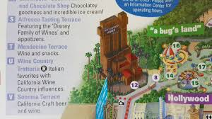 map of california adventure octavius on guardians of the galaxy mission breakout