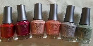 review morgan taylor essentials react u0026 fall 2016 nail polish