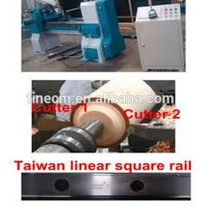 factory cnc wood lathe machine with 2 knives cnc wood turning