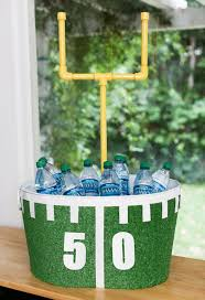 football party ideas and easy diy football party ideas