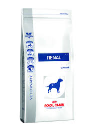 renal dog food royal canin