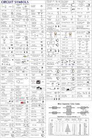 schematic symbols chart the alphabet of electronics auto elect
