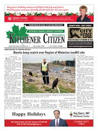 kitchener citizen west edition december 2016 by kitchener