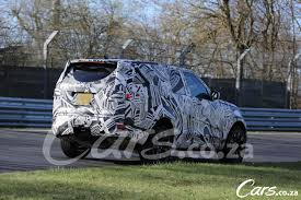 land rover suv 2018 spy shots 2018 land rover discovery cars co za